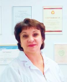 Воробьева Галина Ивановна